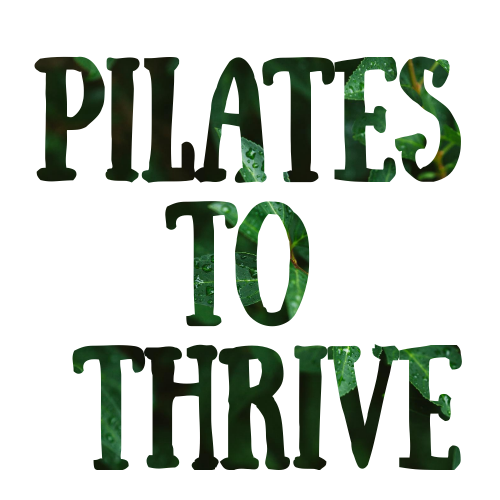 Pilates To Thrive logo